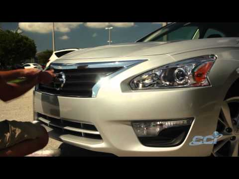 Trim Accessories Upgrade for 2013 Nissan Altima