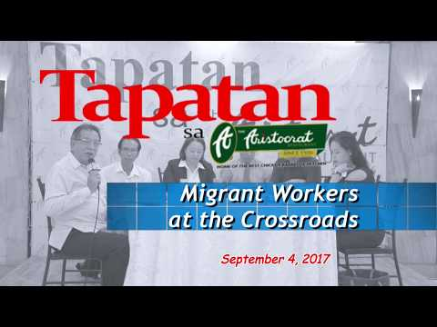 Migrant Workers at the Crossroads