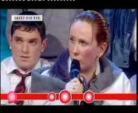 Mcfly-Catherine Tate-Red Nose Day