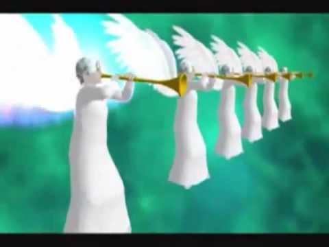 Apocalipsa vizuală- A 7-a Pecete Ruptă, Cei 7 îngeri cu 7 Trâmbițe - cap 8