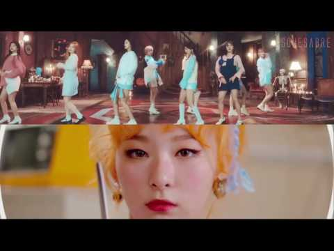 [Mash Up] Twice X Red Velvet - TT & Russian Roulette (Remix)