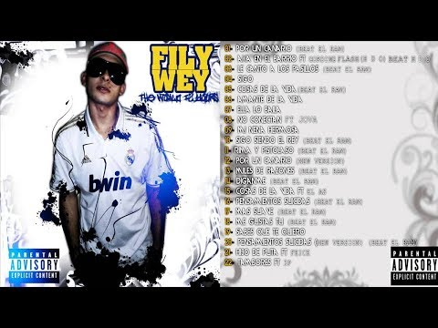 Fili Wey  THE WORLD IS YOURS CD