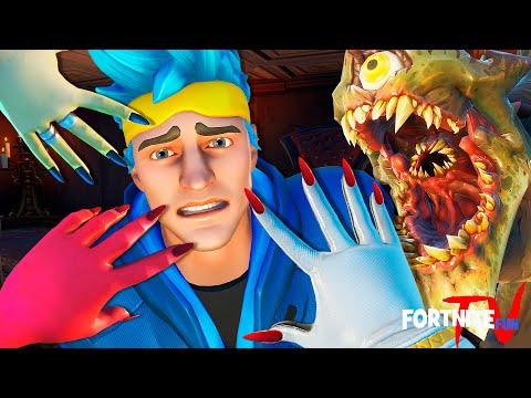 FORTNITE 2020 BEST GAMER NINJA vs MONSTER in CHAPTER 2 - Fortnite Short Film