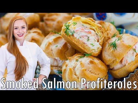 smoked-salmon-puffs