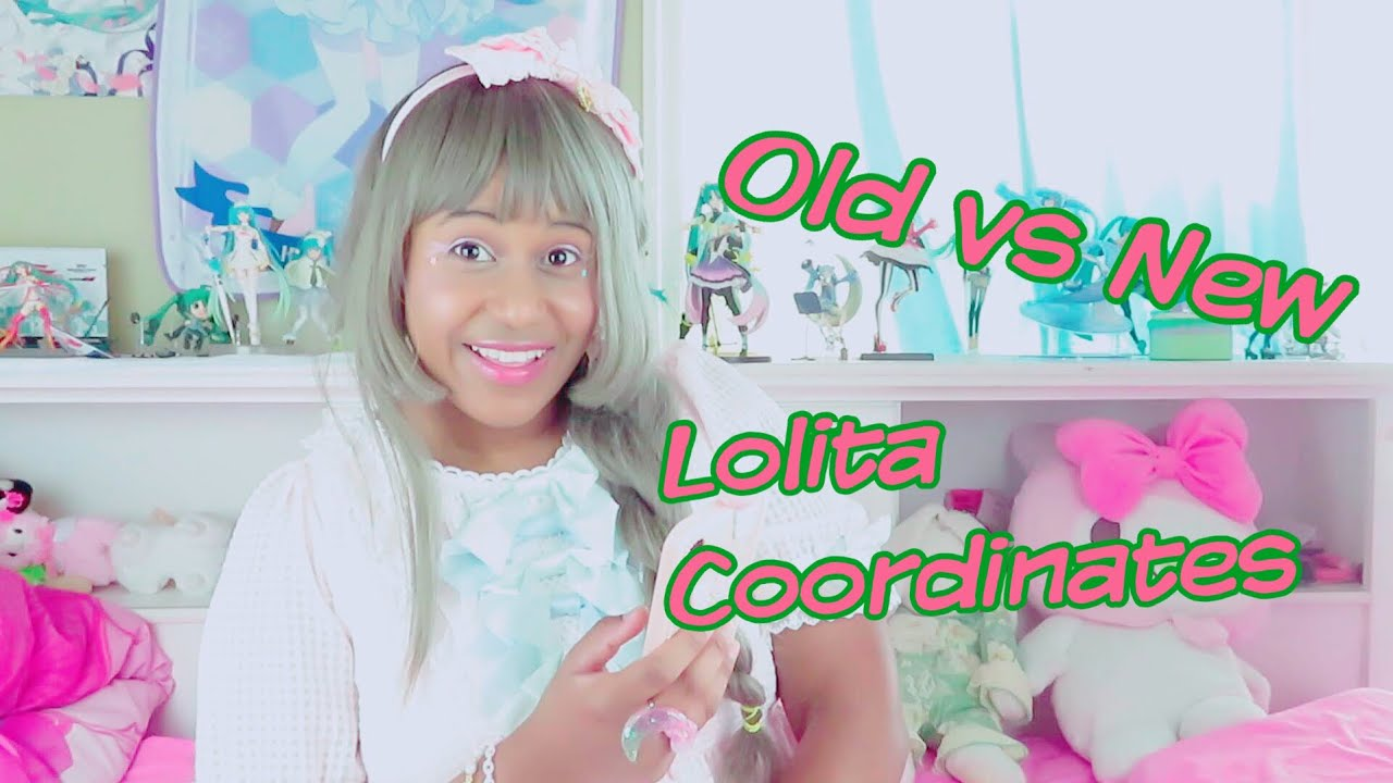 4 Older & Newer Outfits| Day 3 Lolita Challenge