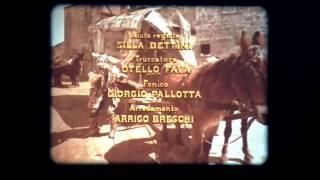 16 MM. - Le avventure di Pinocchio (1972), di Luigi Comencini - SAMPAOLOFILM (Kodak SP)