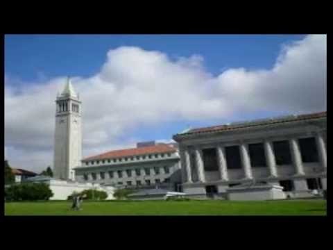 The most beautiful images of the University of California at Berkeley