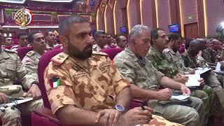 شاهد.. إبرار بحري بين القوات المصرية والأمريكية علي سواحل البحر المتوسط في 'النجم الساطع'
