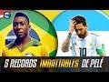 ⭐ 5 Records de Pelé qui ne seront JAMAIS BATTUS par Messi et Ronaldo !