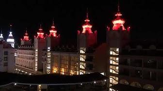 Side Crown Charm Palace  - Turkey  ( 4K )