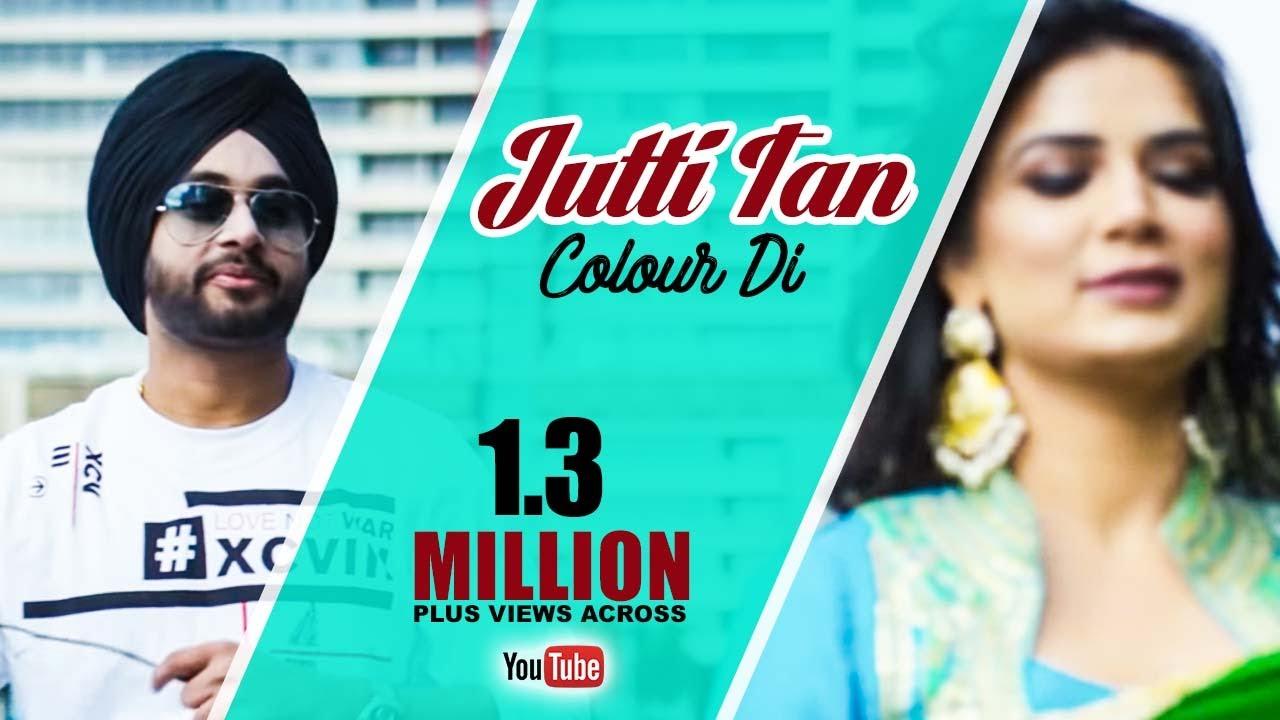 Jutti Tan Color Di Full Video Simar Gill New Punjabi Songs 2019 Music Tym