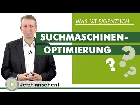SUCHMASCHINENOPTIMERUNG (SEO) - Was Ist Eigentlich?