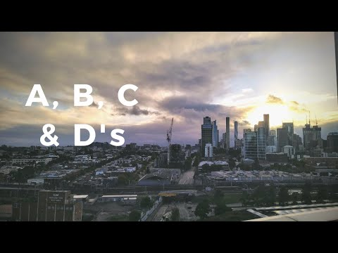 The ABC & D of friends and people in general