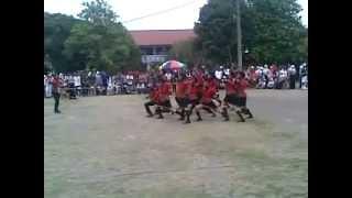 Paskibra SMAN 14 Kab. Tangerang on the SMA Duta