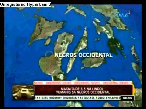 Negros Occidental Earthquake ( May 15, 2014 )