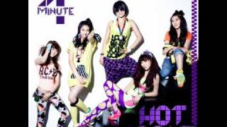 4Minute - Hot Issue English Version