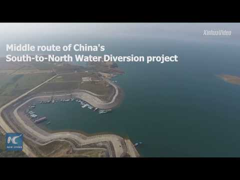 South-to-north water diversion benefits 50 mln Chinese