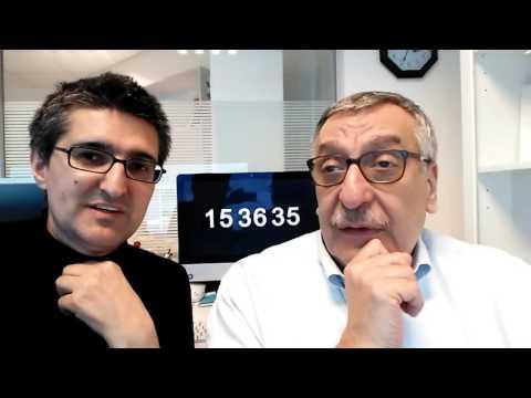 Hakkı Öcal'la teknoloji sohbeti - Melih Bayram Dede