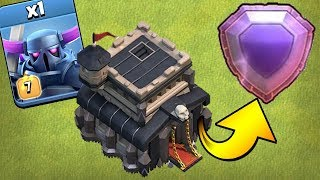 9v11 3 STAR!  TH9 in LEGEND LEAGUE!  Clash of Clans
