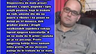 Nenad Cvetkovic napada Milana Stojanovica 06 09 2012