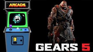 First Online Match - Gears 5 Tech Test Arcade