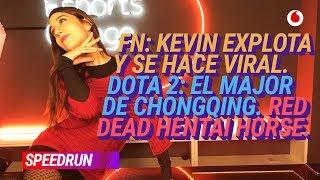 #Speedrun 06/11: Kevin, el cubo de Fortnite que ha explotado y la Major de Dota 2 en Chongqing