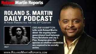 Dream Hampton On Jay Z Belafonte Beef: 'Jay Z Is The Sidney Poitier Of His Time'