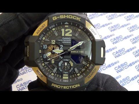 Casio - G-Shock GA-1100-9G