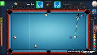 8ball pool indirect shot