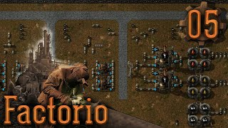 #05: The Oil Operation [ Factorio — Noob to Pro ]