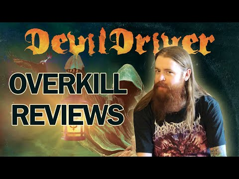 DEVILDRIVER Dealing With Demons I Album Review | Overkill Reviews