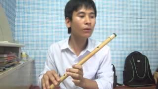 Hướng dẫn thổi sáo: Dĩ vãng cuộc tình - cover Tuấn Hưng