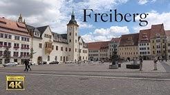 Freiberg in Sachsen in 4K