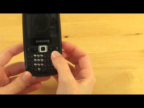 Samsung GT B3210 Corby TXT Test Erster Eindruck