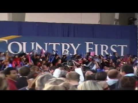Political Flashback: Sarah Palin Rap 2008