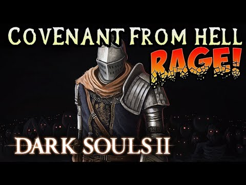 ENEMIES HIT TOO HARD! Dark Souls 2 Second Sin Hard Mod (#9)