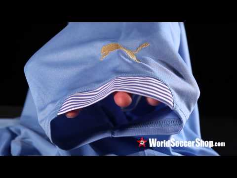 Puma Uruguay 2014 Home Soccer Jersey - Unboxing