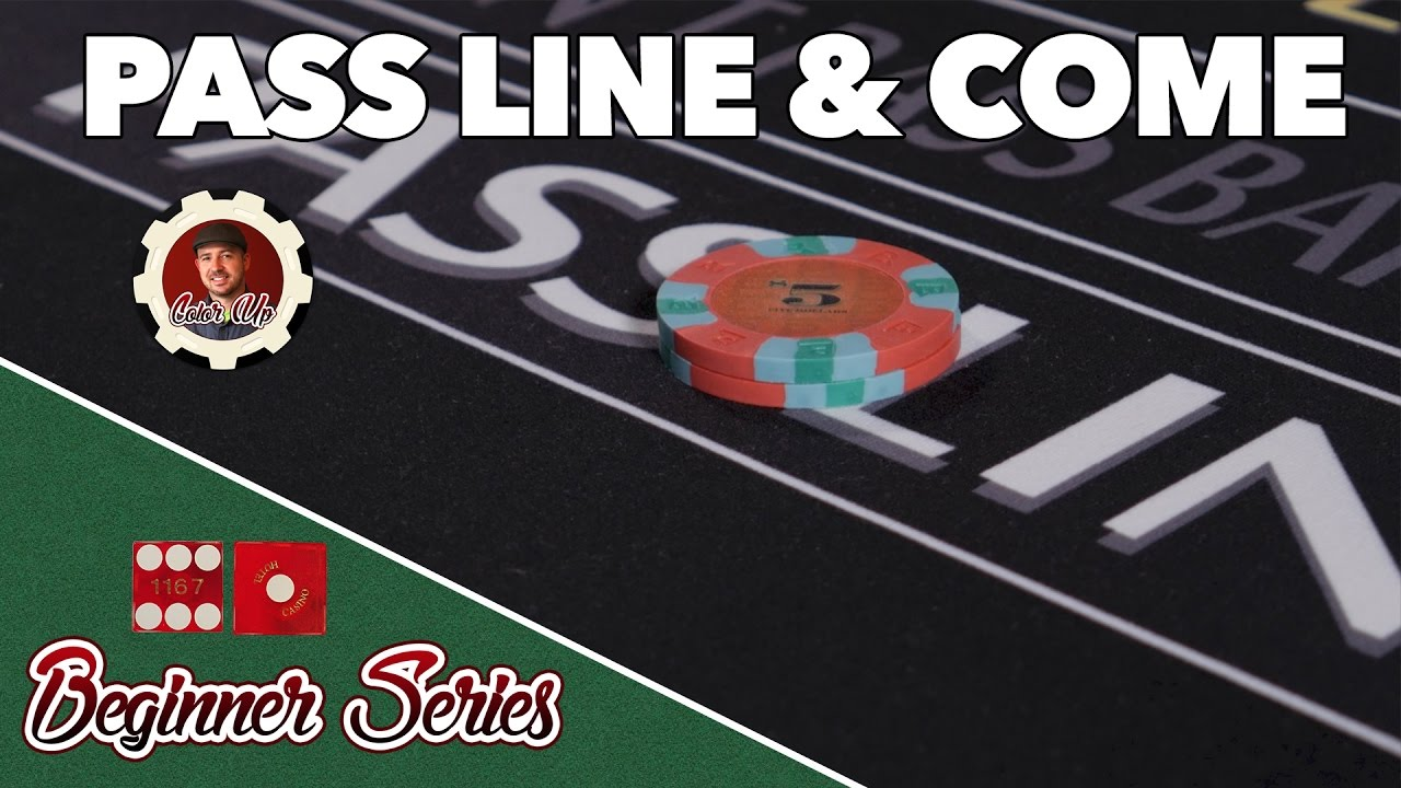 How To Play The Pass Line In Craps