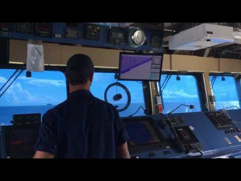 NOAA Ship Ferdinand R Hassler Walk through Courtesy NOAA