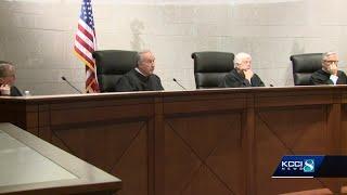 Iowa Supreme Court hears collective bargaining suit