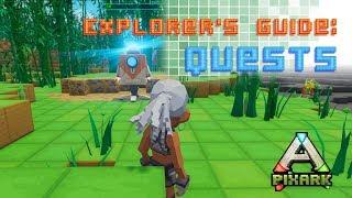 Explorer's Guide : Quests