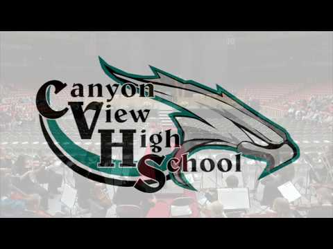 2019 Canyon View High School Graduation