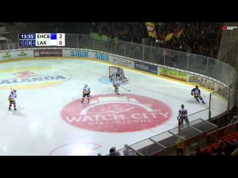Highlights: EHC Biel vs Lakers