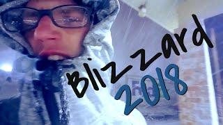 The Great Blizzard Shutdown (Trucking Vlog #52)