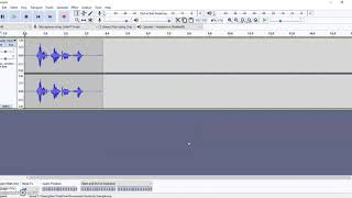 A Brief Introduction to Audacity
