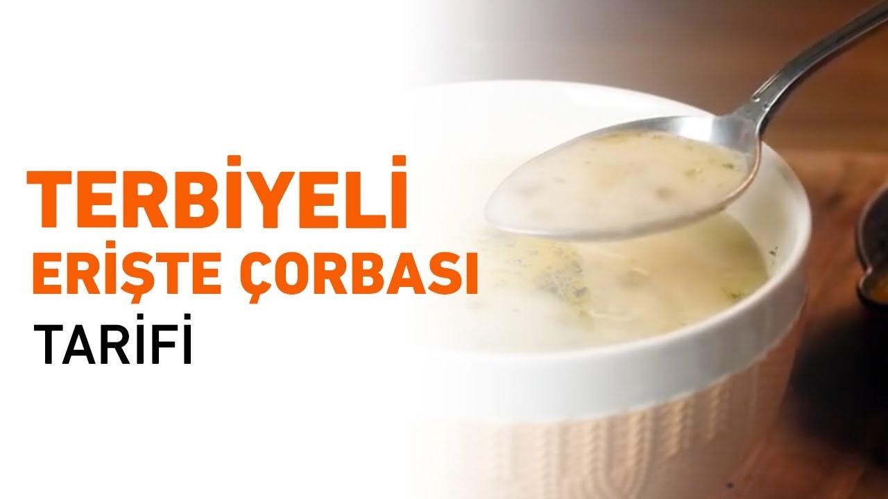 Mercimekli Erişte Çorbası Tarifi Videosu