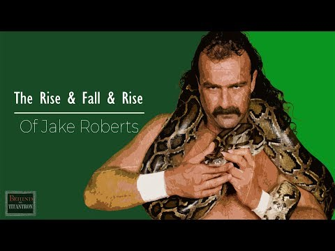 """Behind The Titantron 