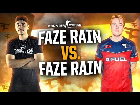 FaZe Rain vs FaZe Rain