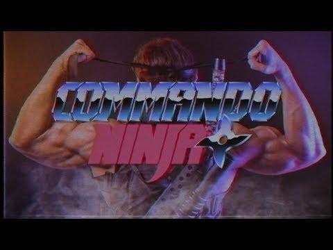 COMMANDO NINJA - Official Movie
