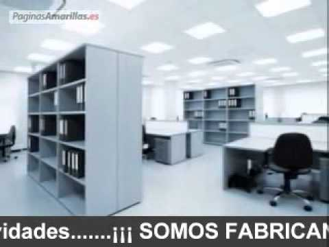 Ofitodo muebles de oficina en le n youtube for Muebles de oficina en leon